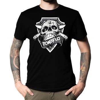 Powerflo Skull Crest