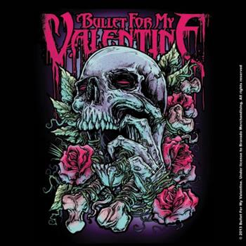 Buy Skull N Roses Coaster by Bullet For My Valentine
