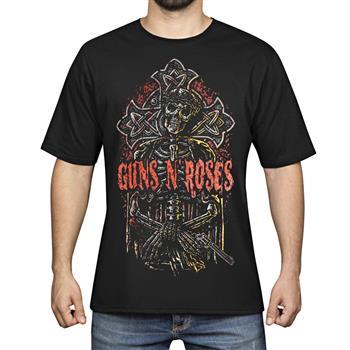 Guns 'n' Roses Skull On Cross