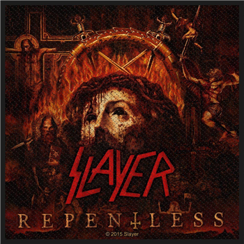 Buy Repentless Patch by Slayer