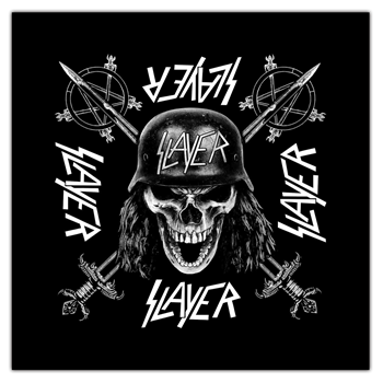 Slayer Wehrmacht Bandana