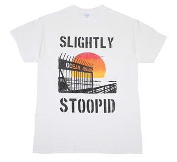 Slightly Stoopid Slightly Stoopid Ocean Beach Gate T-Shirt