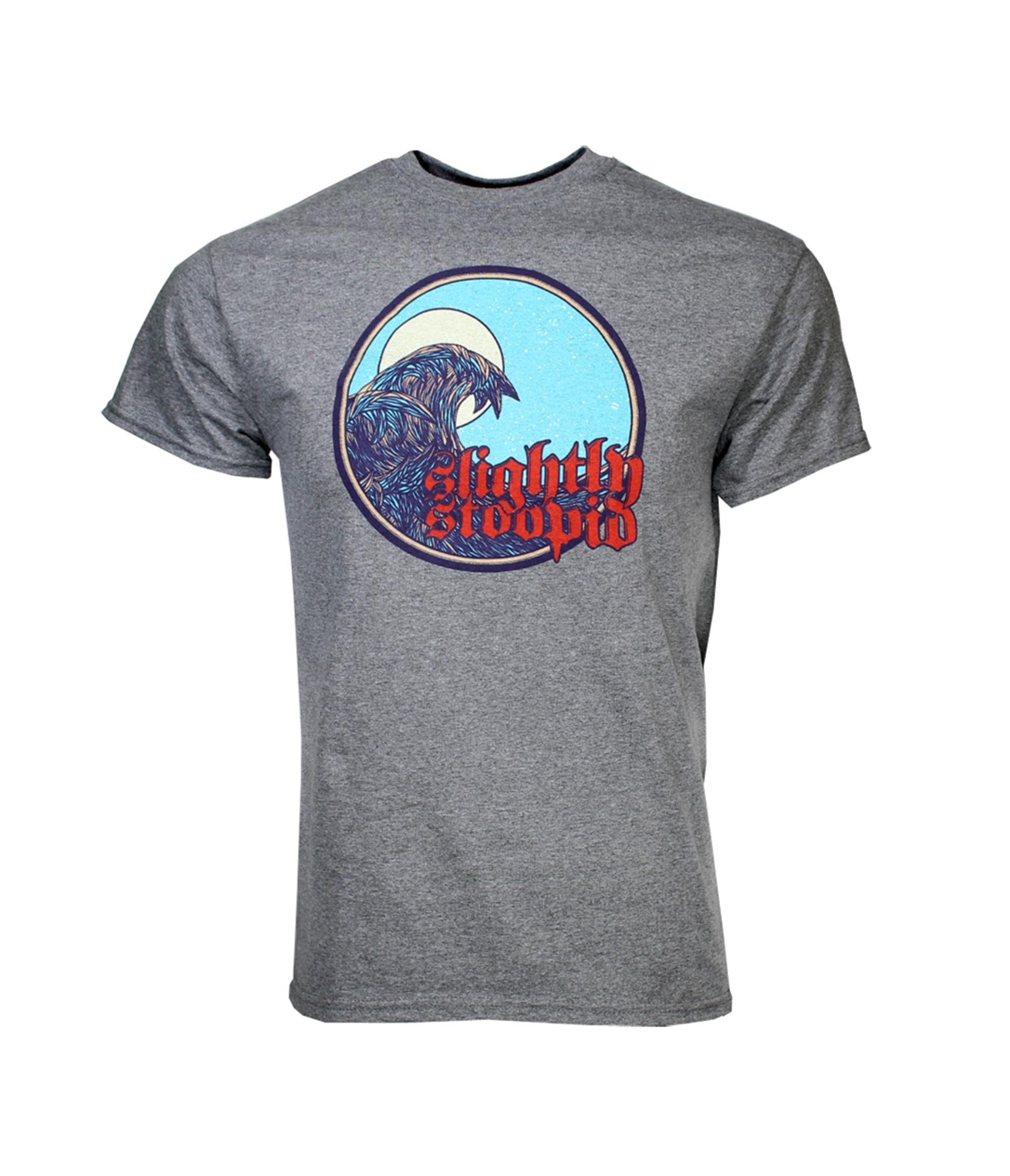Slightly Stoopid Wave Crest T-Shirt