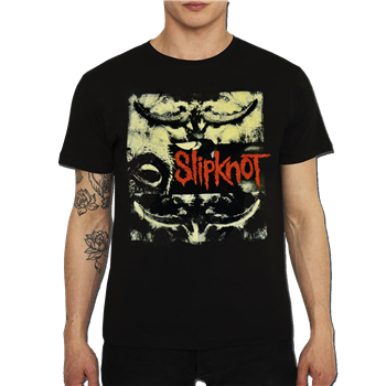 Buy Horns Collage T-Shirt by Slipknot