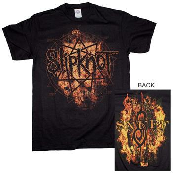 Buy Slipknot Radio Fires T-Shirt by Slipknot