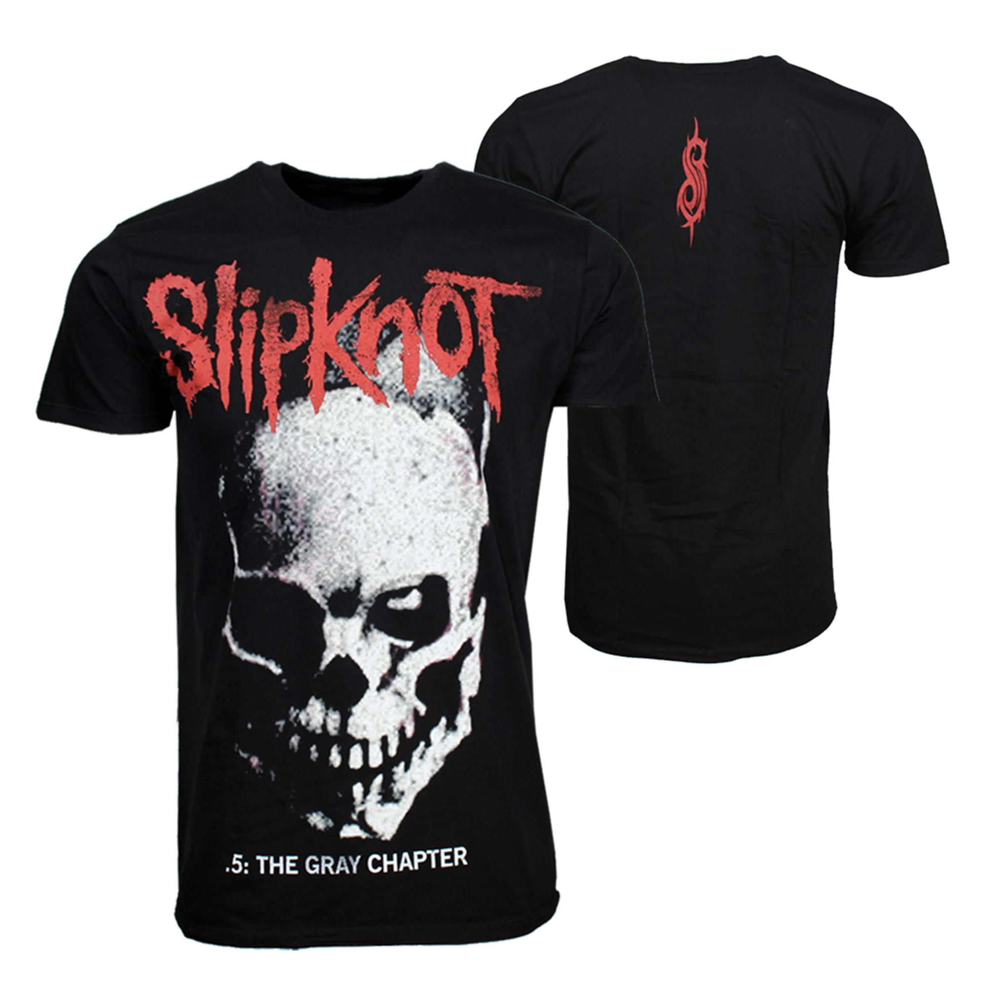 Slipknot Skull and Tribal T-Shirt