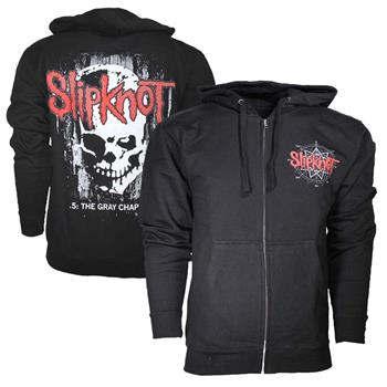 Buy Slipknot Skull Back Hoodie Sweatshirt by Slipknot
