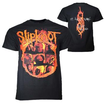 Slipknot Slipknot We Are Not Your Kind Fire T-Shirt