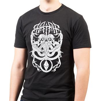 Buy Snakes T-Shirt by Bane
