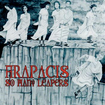 Arapacis So Many Leapers CD