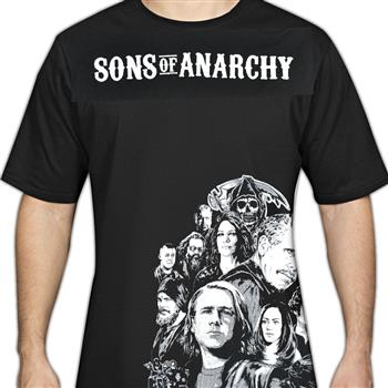 Buy Collage T-Shirt by Sons Of Anarchy