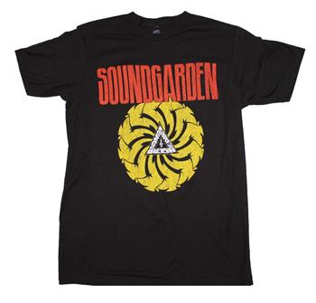 Buy Soundgarden Badmotorfinger T-Shirt by Soundgarden