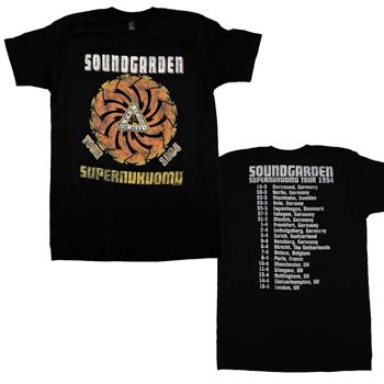 Soundgarden Soundgarden Superunknown Tour 94 Soft T-Shirt