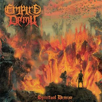Empire De Mu Spiritual Demise CD
