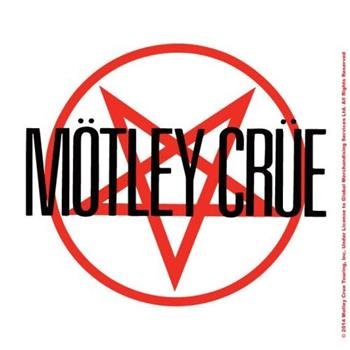 Buy Star Logo Coaster by Motley Crue