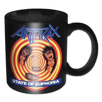 Buy State Of Euphoria Mug by Anthrax