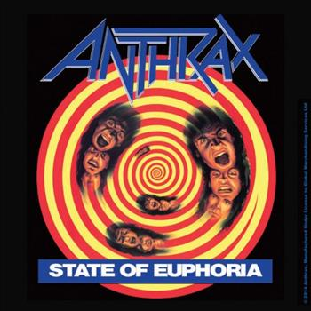 Buy State Of Euphoria Coaster by Anthrax