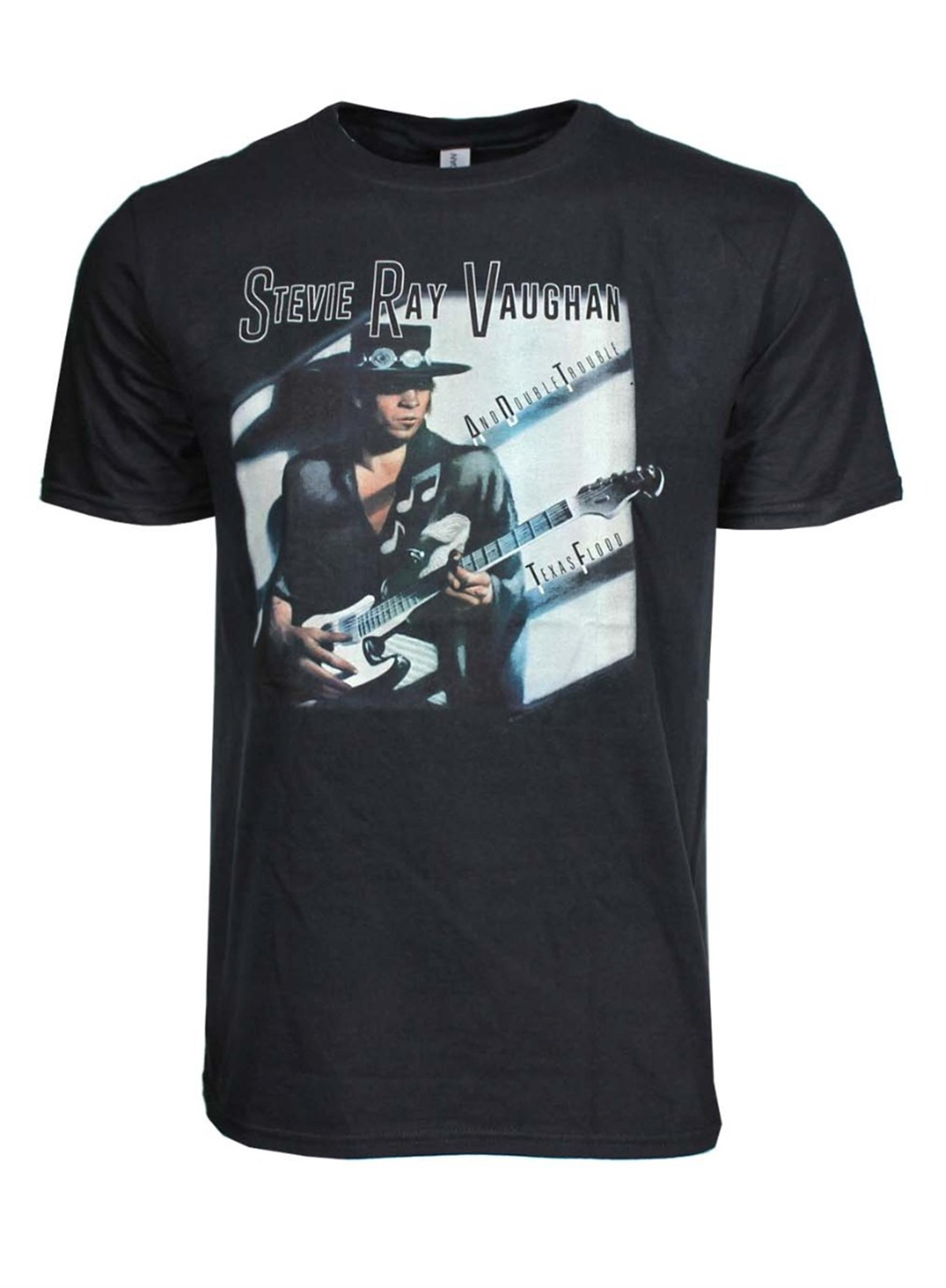 Stevie Ray Vaughan Texas Flood T-Shirt