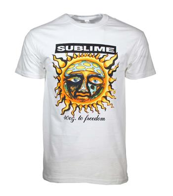 Sublime Sublime 40 oz to Freedom T-Shirt