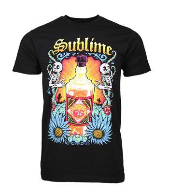 Sublime Sublime Sun Bottle Soft T-Shirt