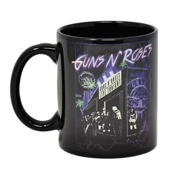 Guns 'n' Roses Sunset Boulevard Mug