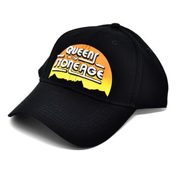 Buy Sunset Logo Hat by Queens Of The Stone Age