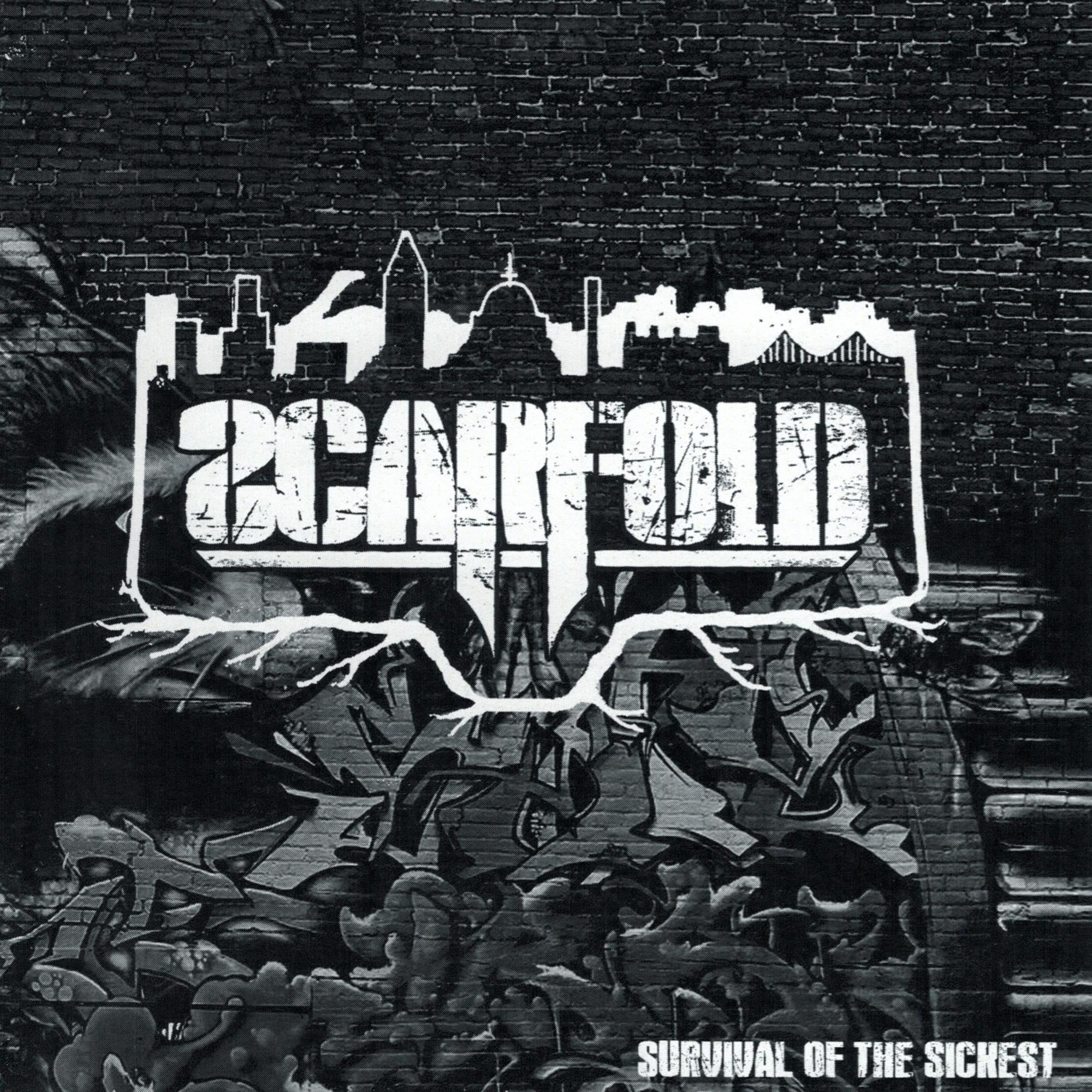 Survival Of The Sickest CD