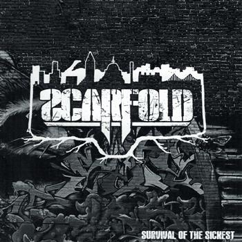 Scarfold Survival Of The Sickest CD