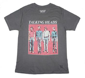 Talking Heads Talking Heads More Songs About Buildings & Food T-Shirt