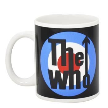 Buy Target Logo Mug by The Who