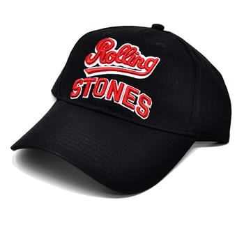 Rolling Stones Team Logo Hat