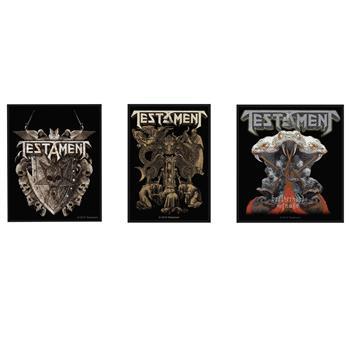 Testament Testament Patch Pack