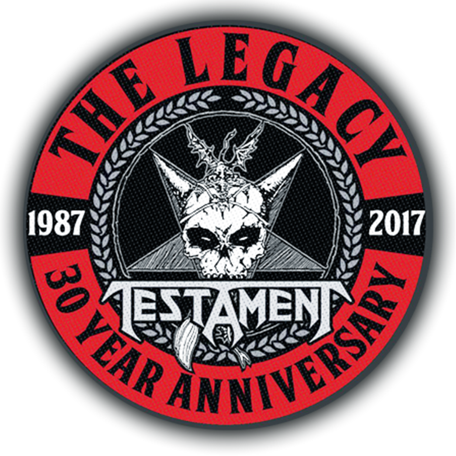 The Legacy 30 Years Patch