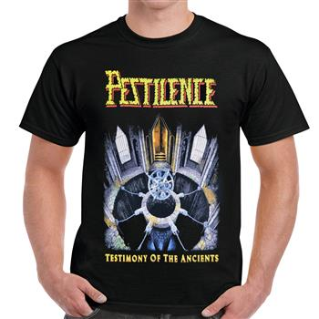 Pestilence Testimony of the Ancients T-shirt