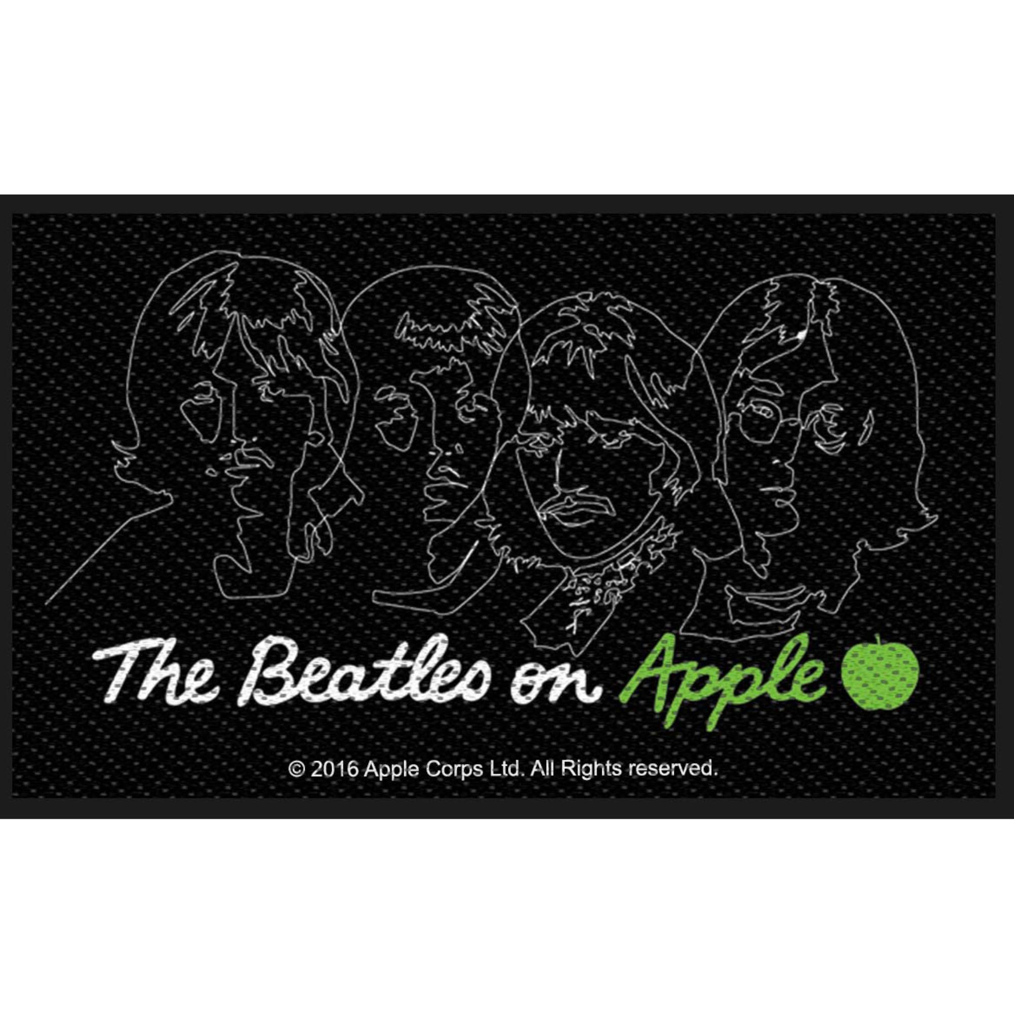 The Beatles On Apple Patch