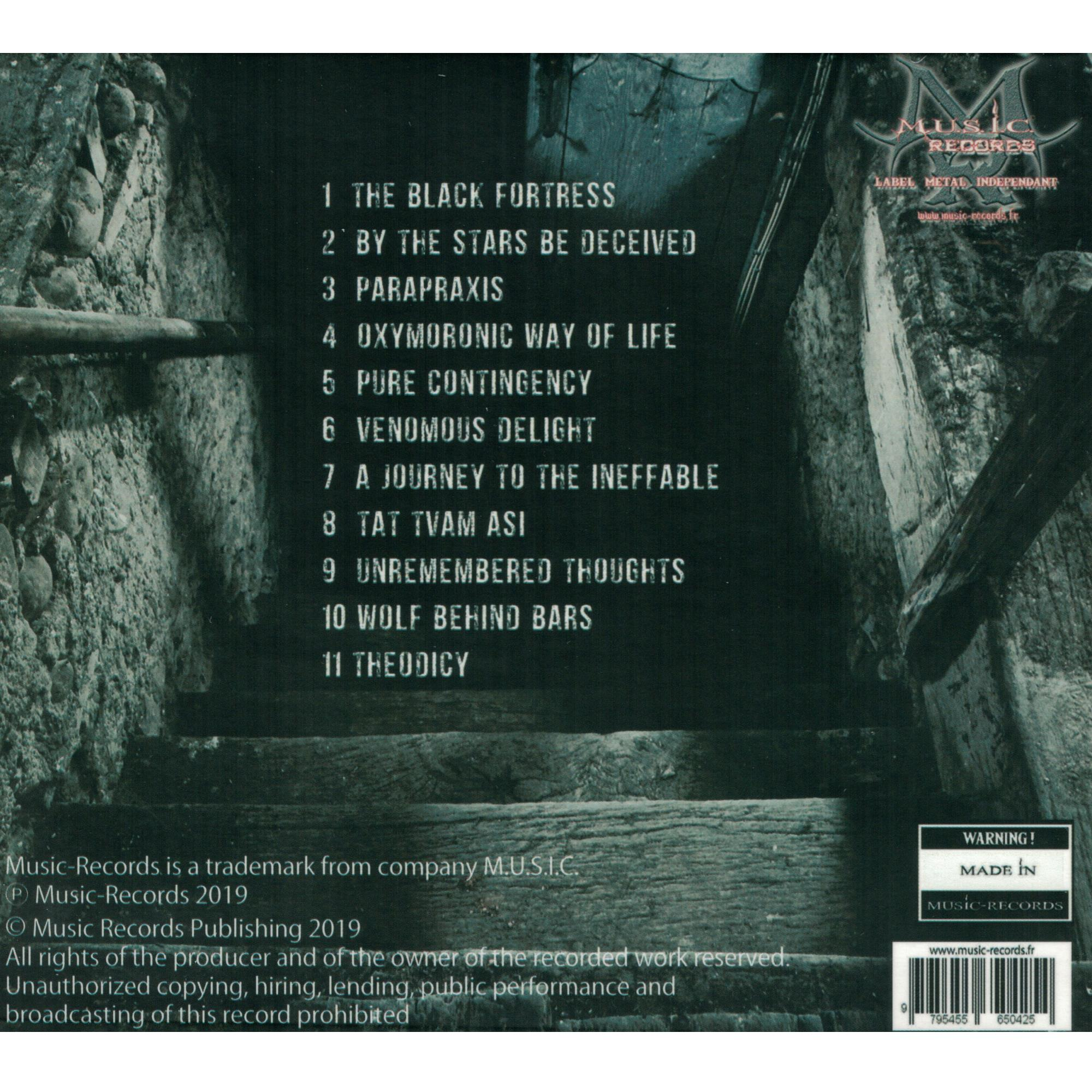 The Black Fortress CD