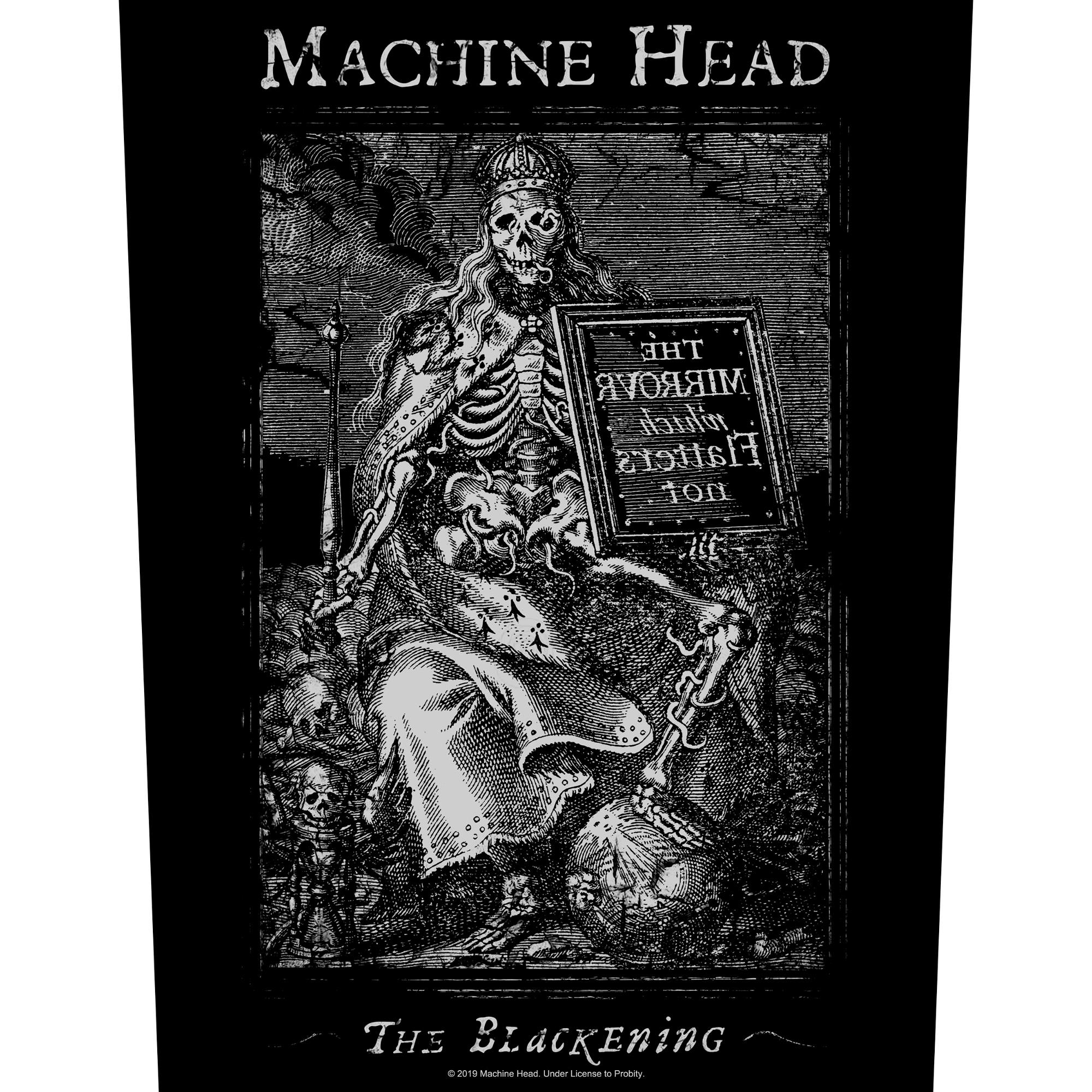 The Blackening Backpatch