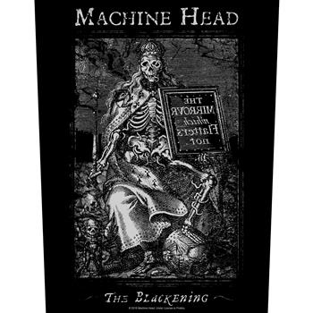 Machine Head The Blackening Backpatch