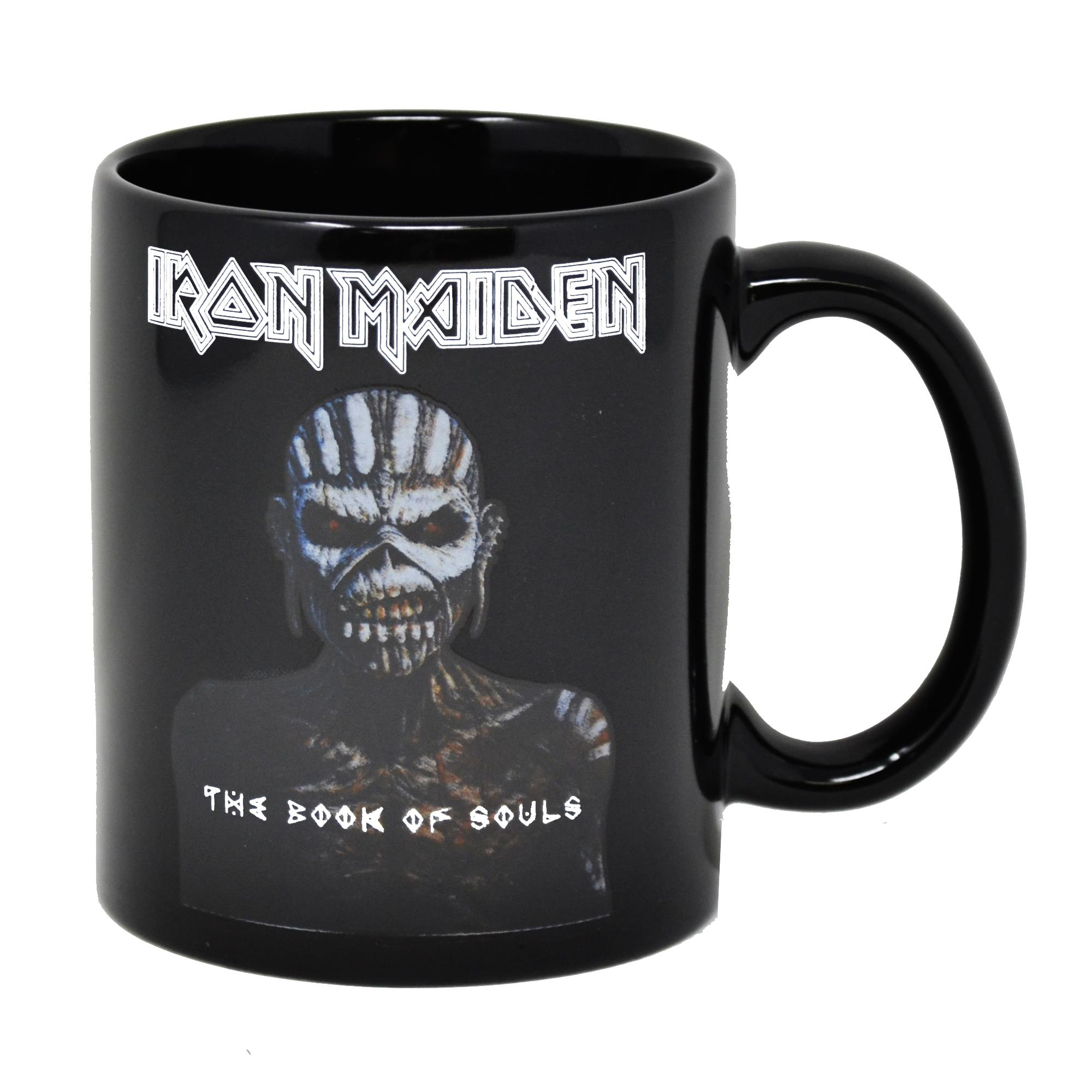 The Book Of Souls Mug