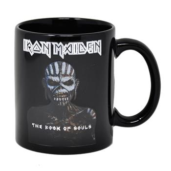 Buy The Book Of Souls Mug by Iron Maiden