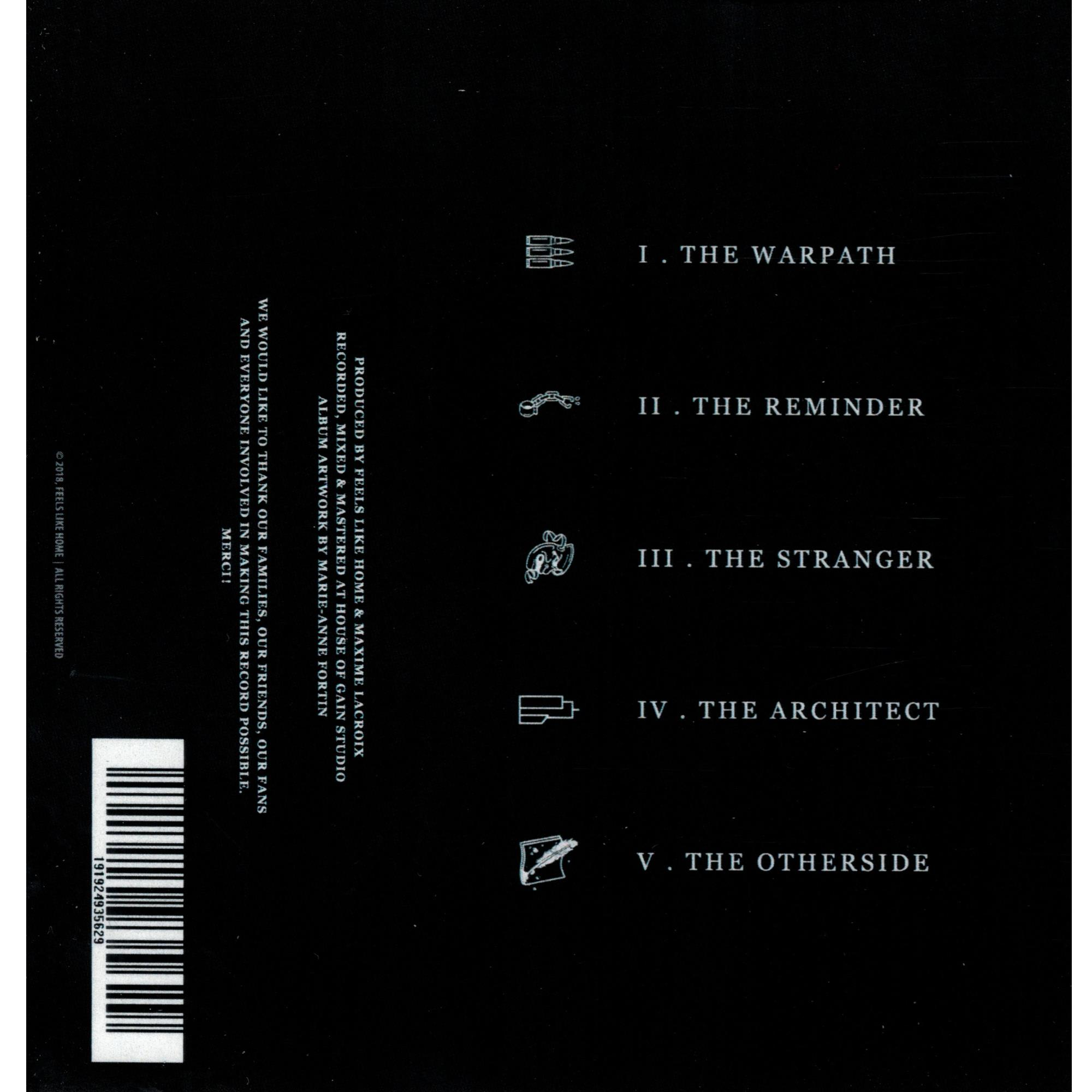 The Dark Chapters CD