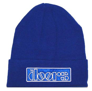 Buy The Doors Logo Beanie Hat by The Doors