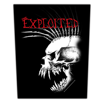 Exploited (the) Bastard Skull