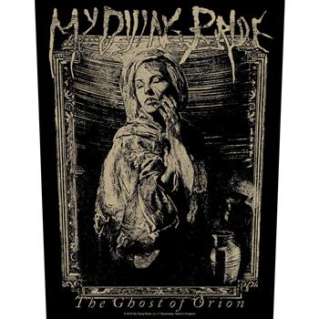 My Dying Bride The Ghost Of Orion Backpatch