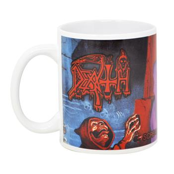 Death The Goblet Of Gore Mug