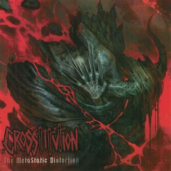 Buy The Metastatic Distortion (CD) by Crosstitution