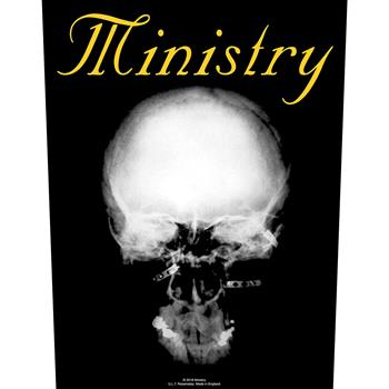 Ministry The Mind Is A Terrible Thing To Taste Patch