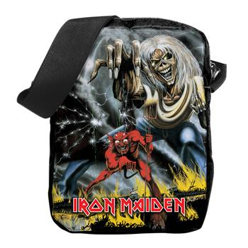 Iron Maiden The Number Of The Beast Crossbody Bag