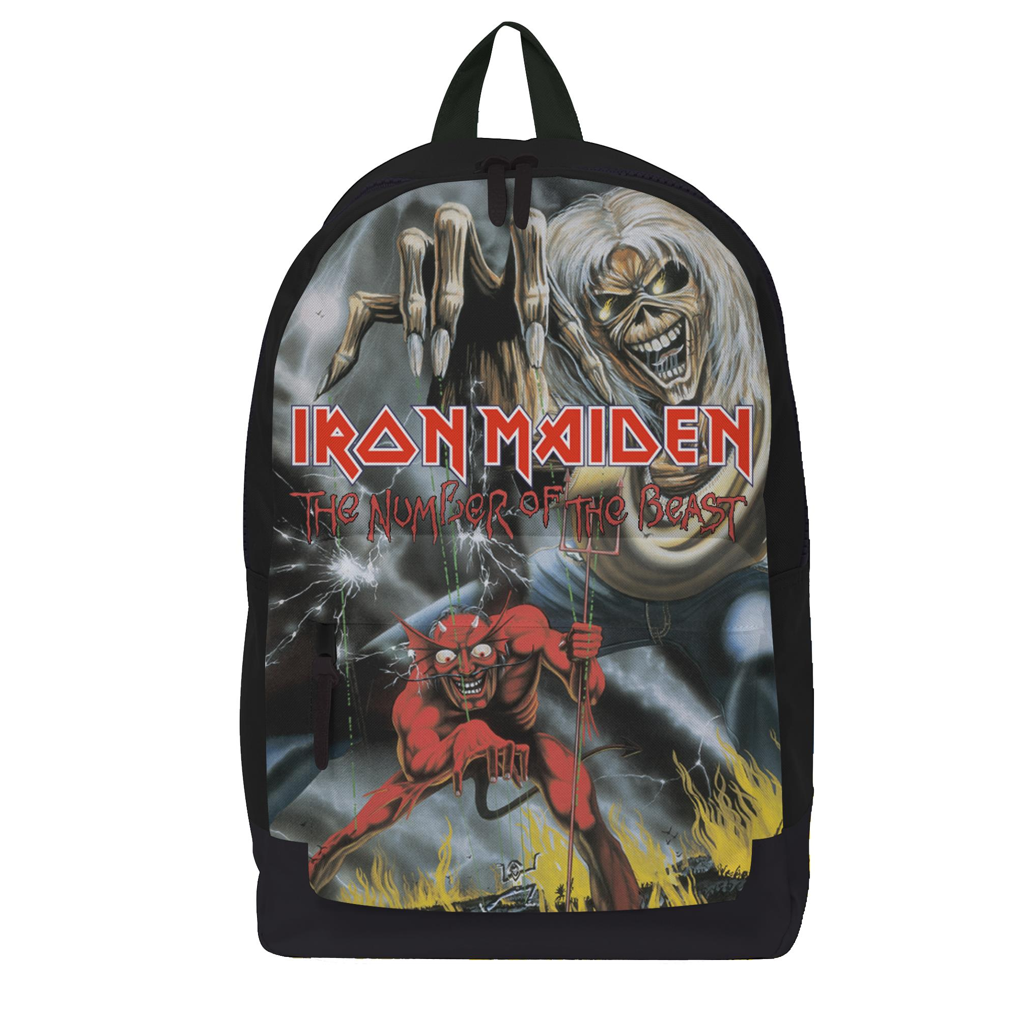 The Number Of The Beast Backpack