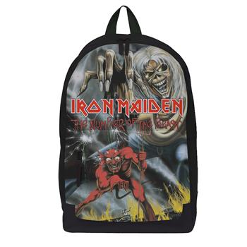 Iron Maiden The Number Of The Beast Backpack